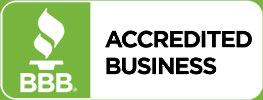 BBB Accredited - Better Business Bureau